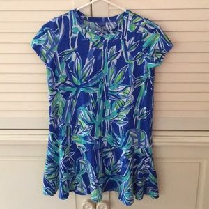 Girl's Lilly Pulitzer dress Size XL(12-14)